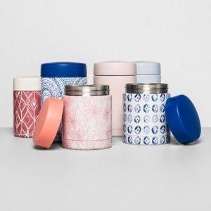 Opalhouse Storage & Organization - NWOT Pink Opalhouse Stainless Steel Food Storage